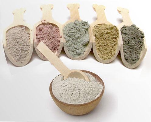 Косметическая глина - шпаргалка.