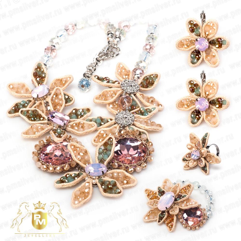 Сбор заказов.Стильные и самые модные на сегодняшний день ювелирные украшения из золота и серебра с драгоценными,полудрагоценными и синтетическими камнями классической и эксклюзивной огранки.Очень красиво.