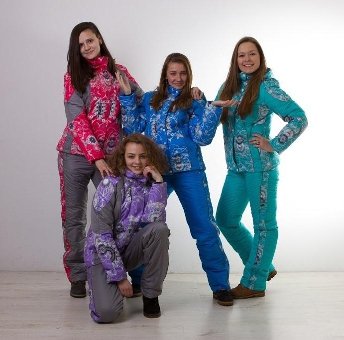СБОР ЗАКРЫТ! Зимние спортивные костюмы для мужчин и женщин от производителя! Цены очень привлекательные!