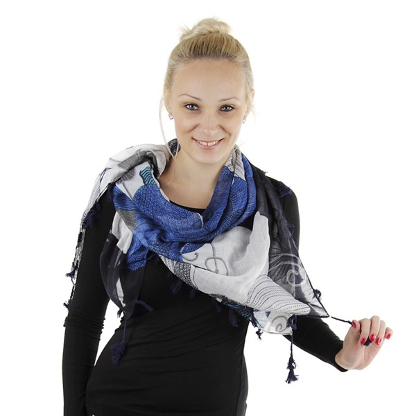 Супер-распродажа шарфов, платков, палантинов и шапок. Экспресс-выкуп!
