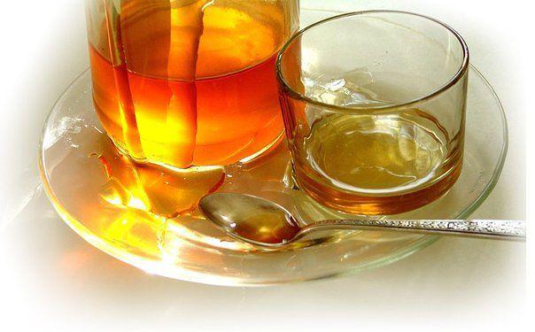 Полезные свойства меда, смешанного с холодной водой.