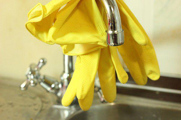 Чистота - залог здоровья. 10% раствор аммиака на все случаи жизни.