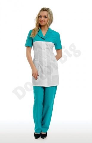 Медицинская одежда от производителя. Огромное количество моделей, возможность отшить нестандартные расцветки. Без рядов!