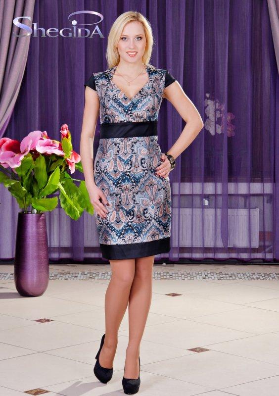 Shegid@-платье для любого случая-9. Огромный выбор! Новые модели и распродажа! А теперь и большой выбор бижутерии к вашему платью. Размеры 44-58. Без рядов!