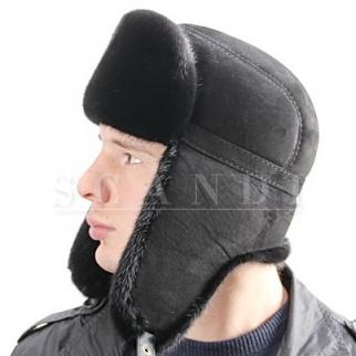 Готовимся к холодам зарание. Шикарные шапки любого фасона - Ваш мужчина доволен и одет по сезону. Шапки из норки, лисы, енота, кролика-15. так же есть и для женщин