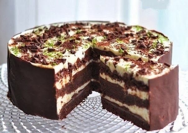 Торт Шоко-лайм