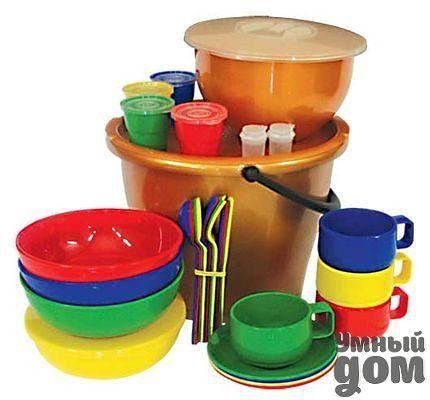 Пластиковая посуда: удобство или опасность