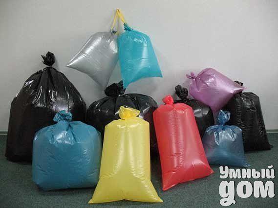 О чем умалчивают производители мусорных пакетов