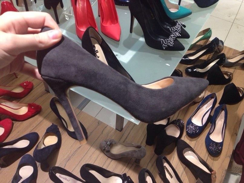 Ультрамодная обувь известных тм. Распродажа от 750 рублей.21 Выкуп