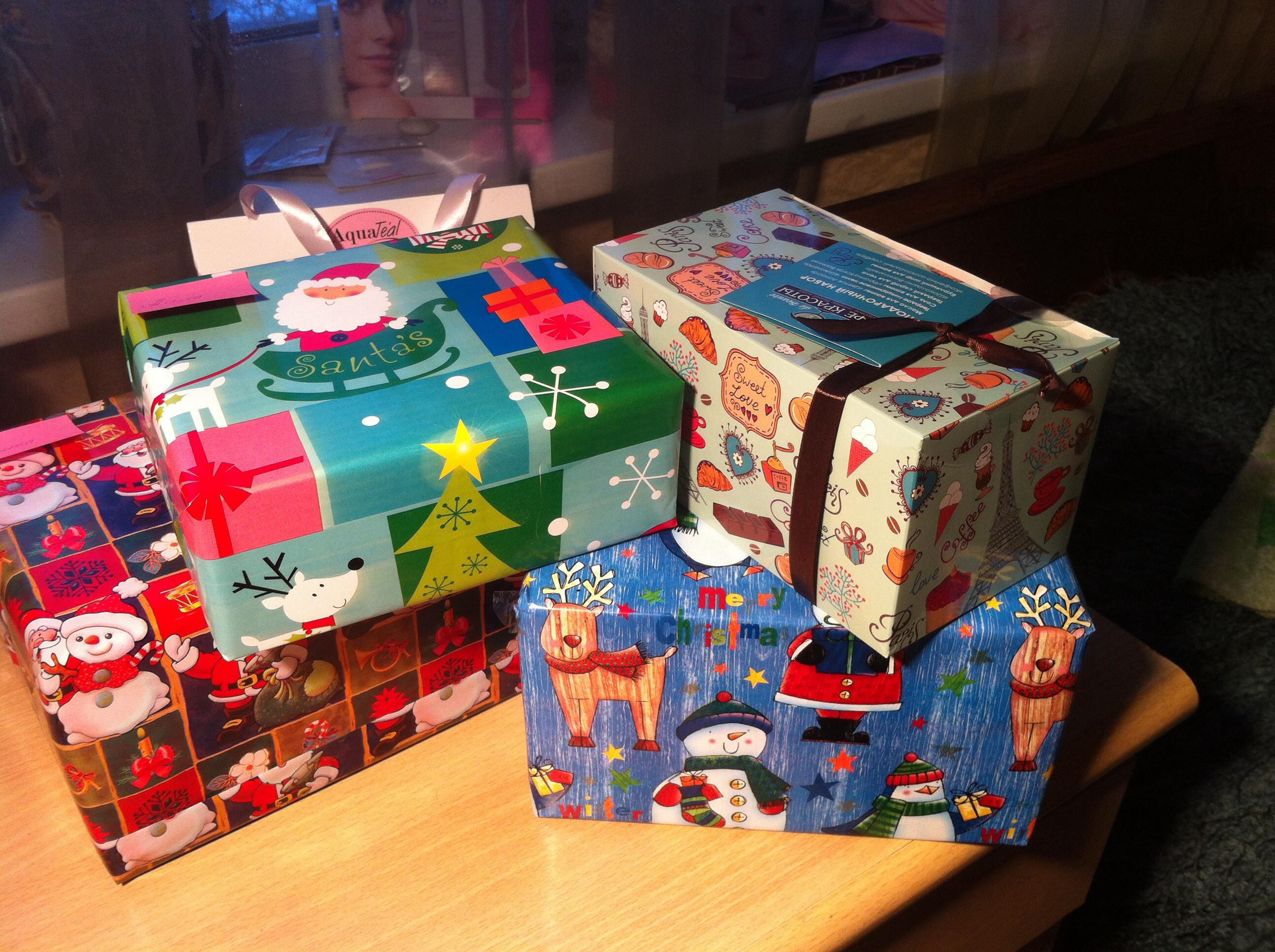 Дед Мороз уже отправил подарки самым предусмотрительным :)