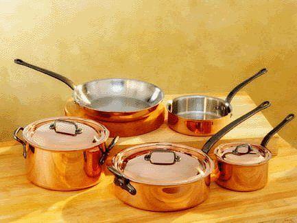 Уход за бронзовой посудой,посудой из латуни и т.д