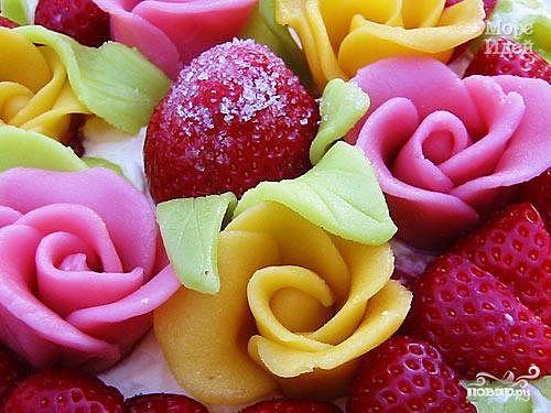 Рецепты марципана 9 вариантов