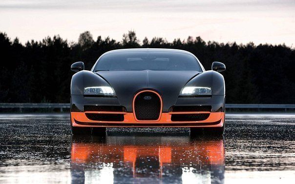 Интересные факты про Bugatti Veyron