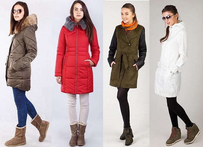 Сбор заказов. ТwinТiр и Вirgittа 14, верхняя женская одежда от белорусского производителя. Стиль и качество по разумным