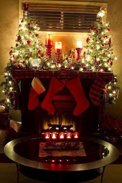 Пусть каждый зимний вечер будет наполнен уютом, теплом и сказкой