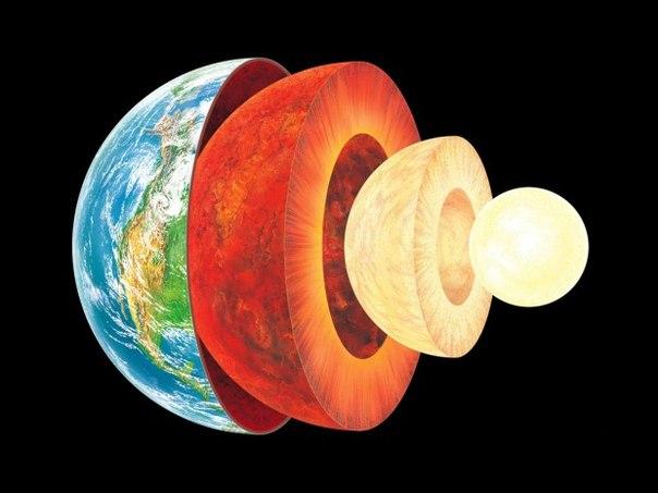 Что случится, если пробурить туннель, проходящий сквозь центр Земли, и прыгнуть в него?
