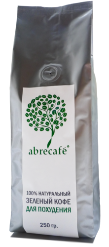 Abrecafé - зелёный кофе для похуде...