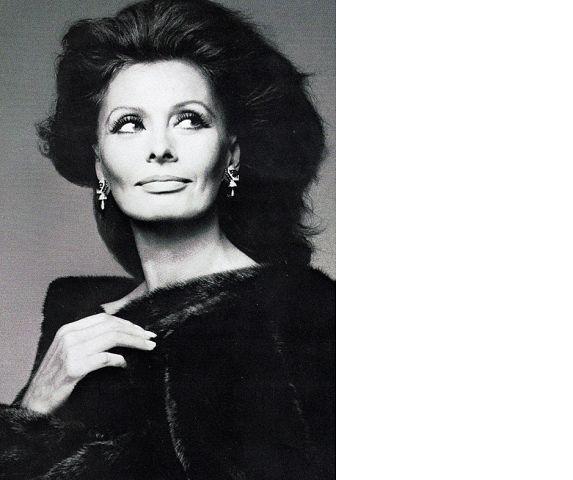 Красота без возраста: 8 правил Софи Лорен