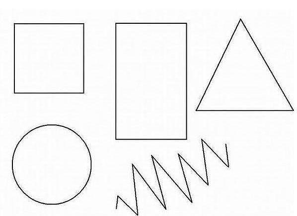 Психологический тест Выбери геометрическую фигуру
