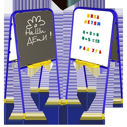 Сбор заказов. Ника. Детская складная мебель с Азбукой, мольберт с Азбукой и мозайкой. Гладильные доски, сушилки