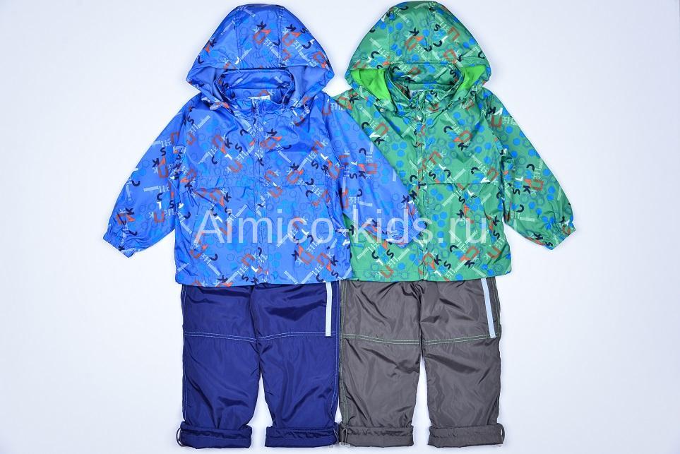 Сбор заказов. Готовим деток к весне-лету: демисезонные костюмы, куртки, ветровки, а еще трикотажные костюмы и комбинезоны., пижамы и одежда для лета. Размеры с 62 по 122, галереи ряды. Выкуп 1