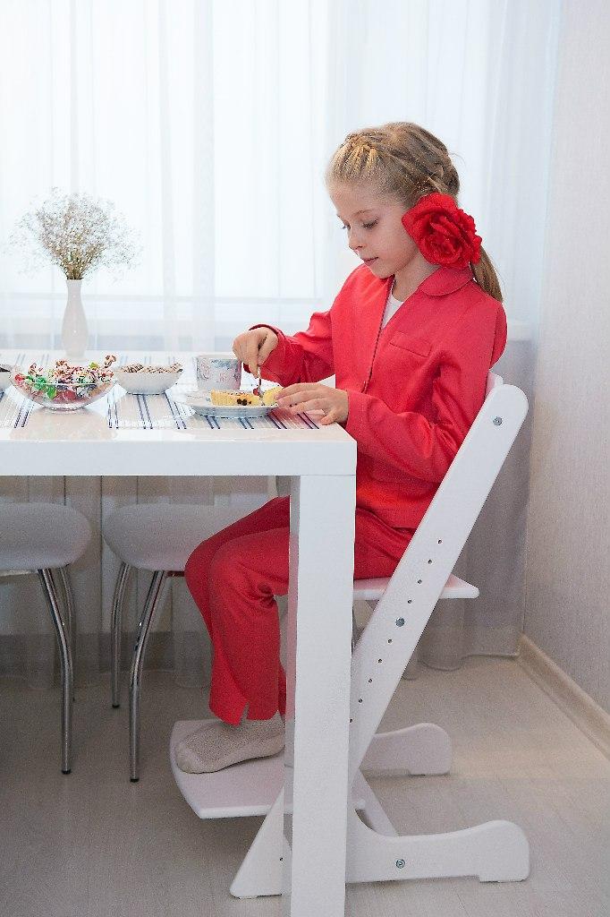 Сбор заказов. Конёк ГорбунЁк любимый растущий (регулируемый) стульчик для детей. - 3
