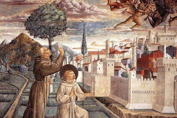 Заклинание для изгнания дьявола на латыни