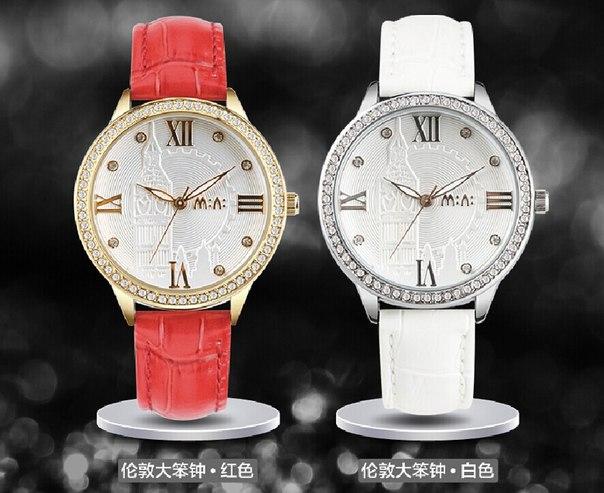Сбор заказов. Аксессуары. Часы MiniWatch, как произведение искусства. Первые в мире часы для счастливых! Выкуп 12