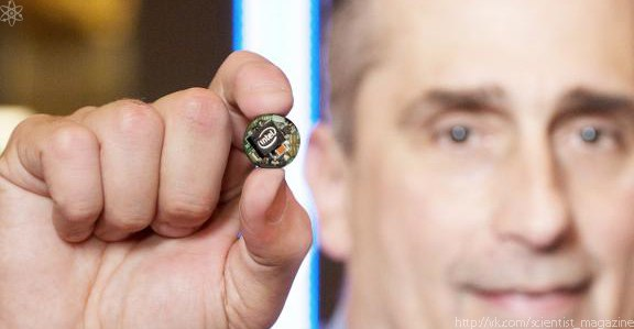 � ������ �������� CES 2015 ���������� Intel ����������� ���� ����� ���������� Intel Curie, ������� ������������ ����� ��������� ��������� �������� � ��������.