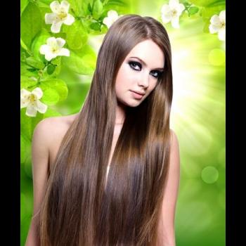 Природная сыворотка для роста и укрепления волос + массажная расческа для мытья головы. Красивые и здоровые волосы доступны. Сбор 8