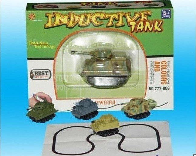 Приглашаю в свою новую закупку! Сбор заказов. Умный танк, который едет по нарисованной линии. Отличный подарок для мальчика любого возраста.