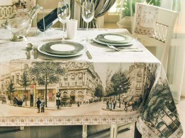 Сбор заказов. Шикарные скатерти в комплекте с фартуками, салфетками и прихватками. Первый выкуп[\b
