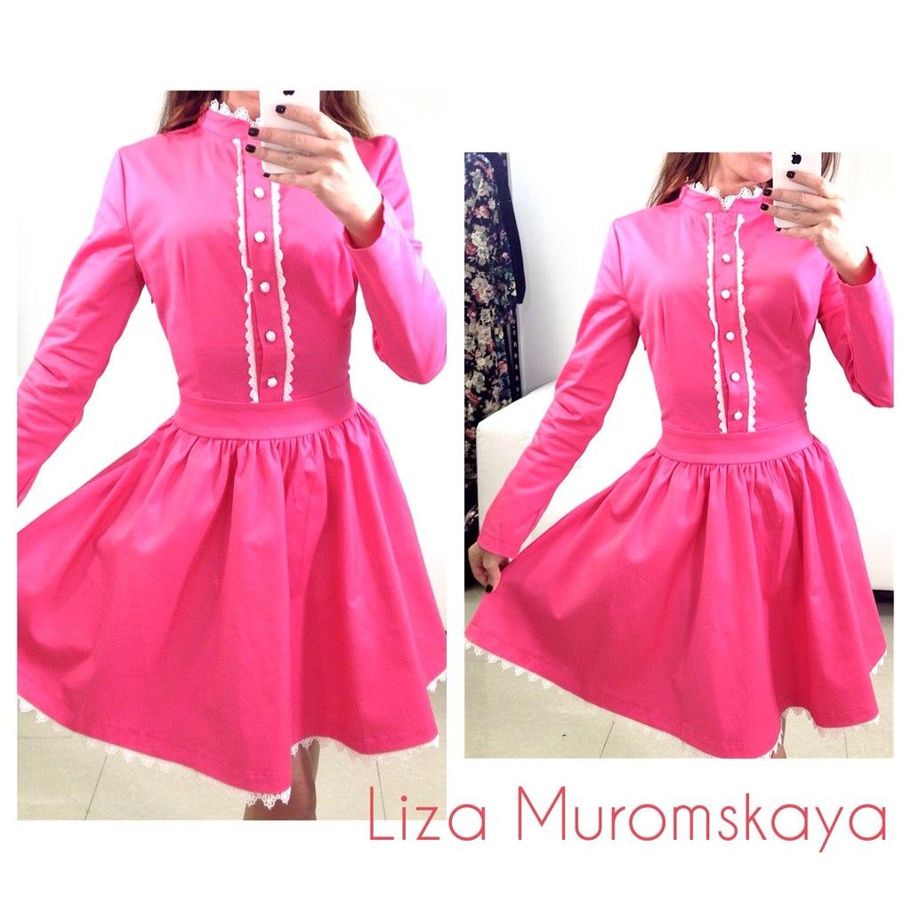Сбор заказов. Коллекция женской одежды от дизайнера Liza Muromskaya. Выкуп 2.