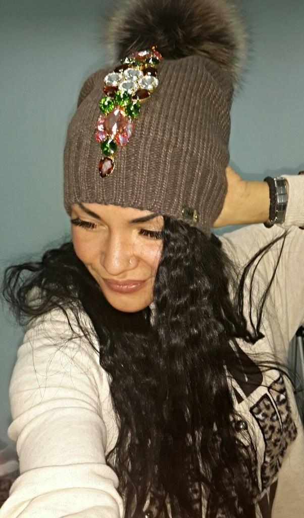 Сбор заказов. Необыкновенной красоты дизайнерские шапки от N-V-F. Такой красоты Вы точно не встречали! Опять новинки! Просто посмотрите. Экспресс по старым ценам -4