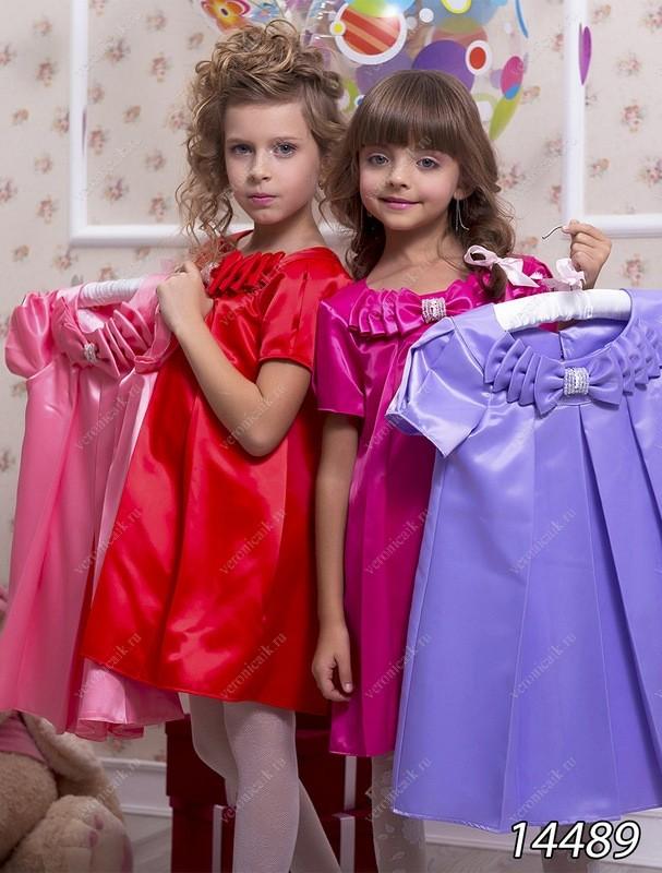 Сбор заказов. Праздничные, красивые платьица для ваших принцесс VeronicaiK - 37. В гостях у сказки. Великолепная новая