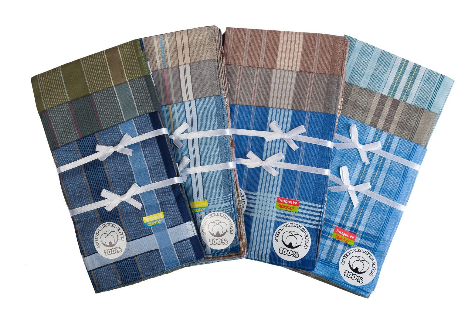Носовые платочки для всей семьи - 18. есть еще и носочки. Готовимся к школе и садик