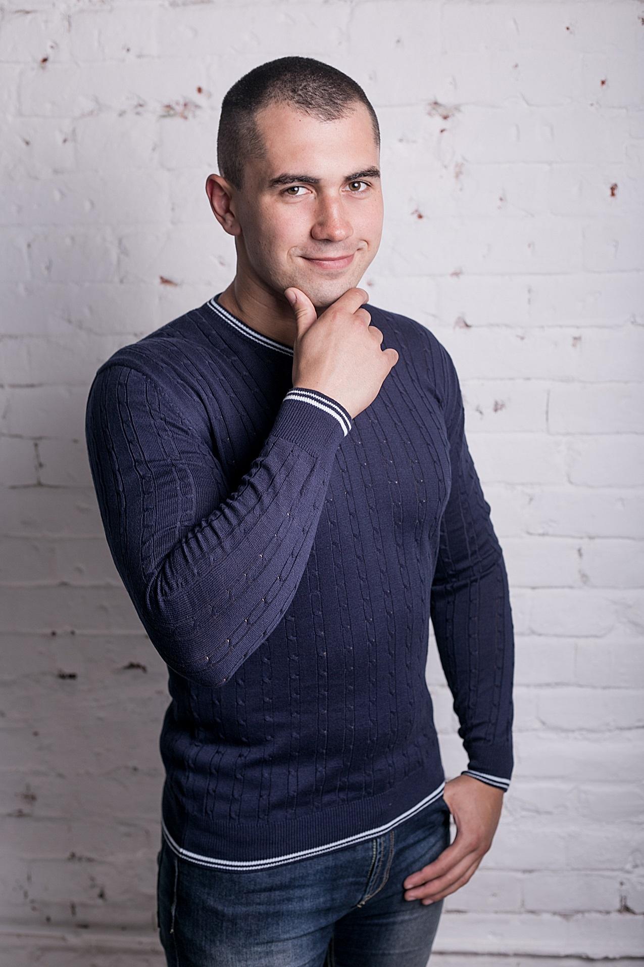 Сбор заказов. Стильный мужчина: джемпера, свитера, водолазки, полуверы из высококачественного хлопка и пряжи. Без рядов. Выкуп-1