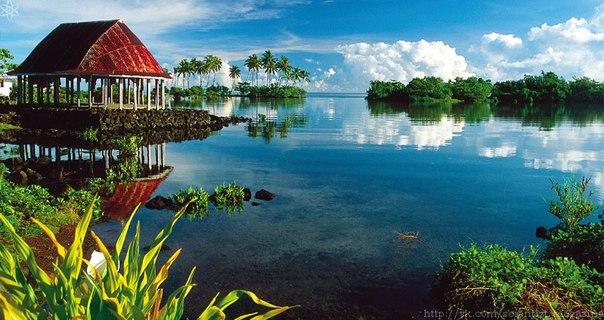 В тихоокеанском государстве Самоа не было целого дня 30 декабря 2011 года