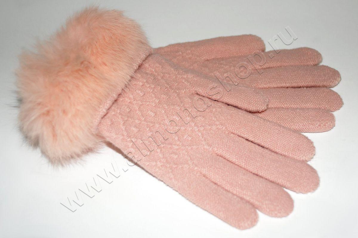 Вязанные и трикотажные женские перчатки на утепленной основе, есть перчатки для сенсорных экранов. Без рядов! Все ЦР! Выкуп 4