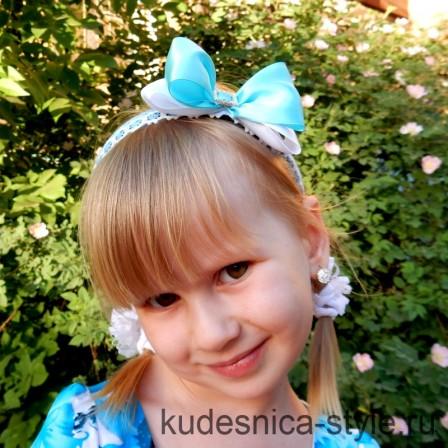 Ободок-прелестный аксессуар для девочки! А так же шарфы, манишки, варежки, гетры, цветы для шапочек, и разные милые аксессуары