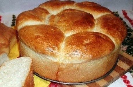 Домашний хлебушек на кефире - просто бесподобный!