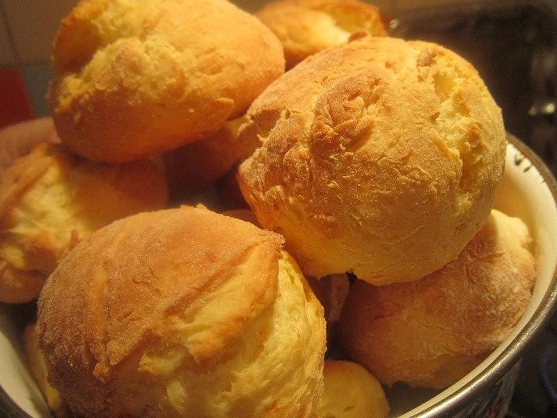Сдобные булочки из творога без масла. Быстрые домашние булочки