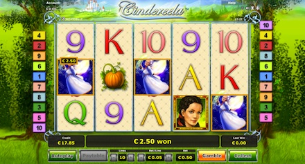 ������� ������ �� ����� play-casino-vulcan.com , ����������� ������� ������� Cindereela :)