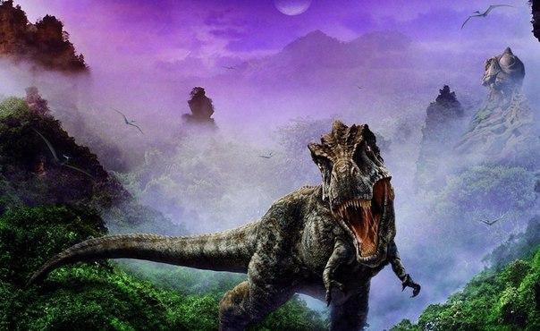 Люди не смогли бы выжить в воздухе, которым дышали динозавры
