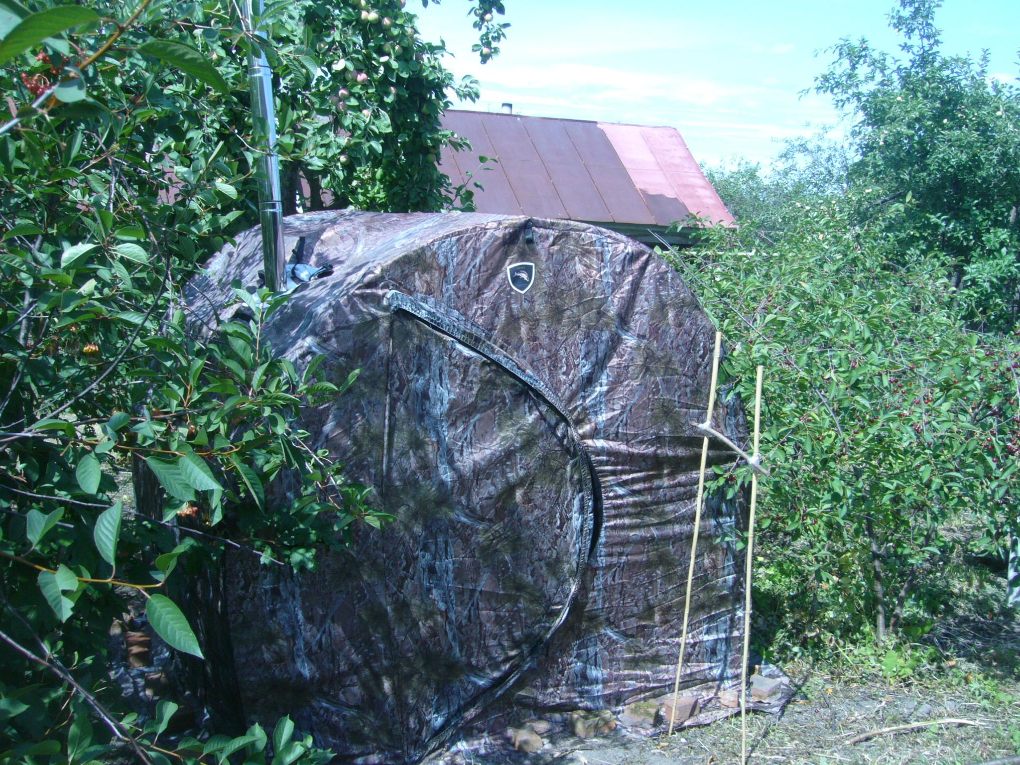 Сбор заказов Кому баню? Бани и универсальные палатки быстросборные (30 секунд), используемые, как баня - шатер - палатка - рыболовная палатка (зима-лето) от отечественного производителя.