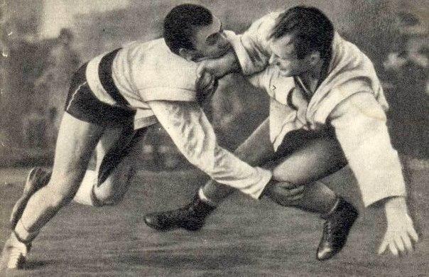 Самбо единственный российский вид спорта, который получил популярность не только у себя в стране, но и в более чем 50