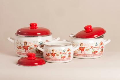 Сбор заказов. Итальянская кухонная посуда и силиконовые формочки, а также много чего еще. Чугун! Новинки! - 24.
