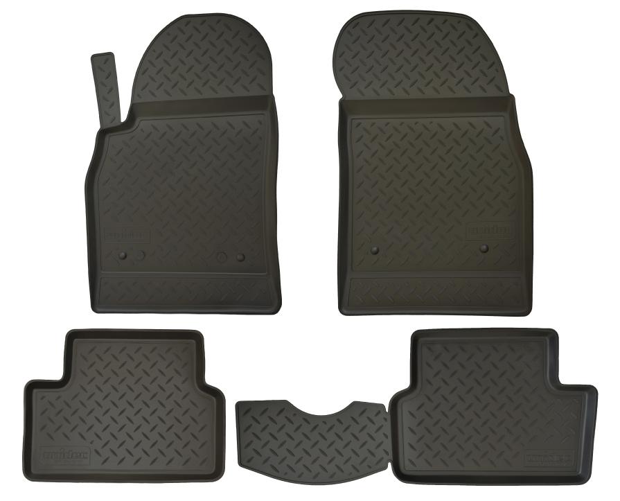 Обновим наши авто? Полиуретановые коврики для Вашего авто - 19. Черные, серые и бежевые коврики!