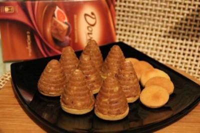 Печенье Осиные гнезда
