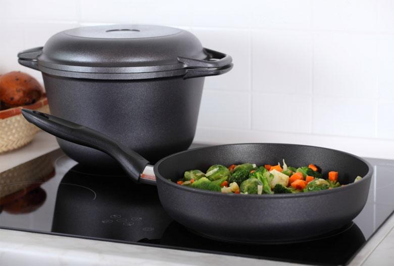 Сбор заказов. Качественная экономичная посуда отечественного производства. Традиционное литье, новейшие технологии покрытия.